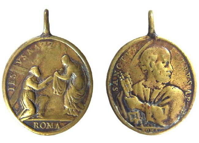 Recopilación medallas con el Rostro de Cristo ( Salvator Mvndi II) C4ir