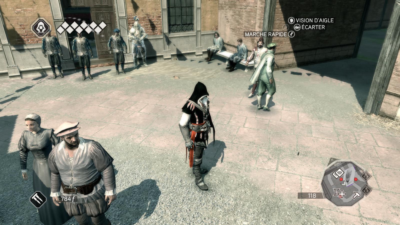 Tusques - Black Version Assassinscreediigame201m