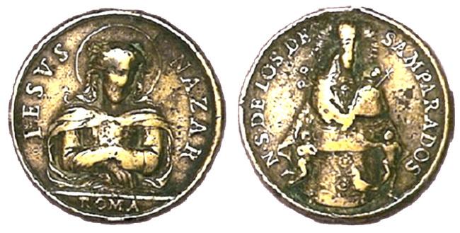 Recopilación medallas con el Rostro de Cristo ( Salvator Mvndi II) Qxj5