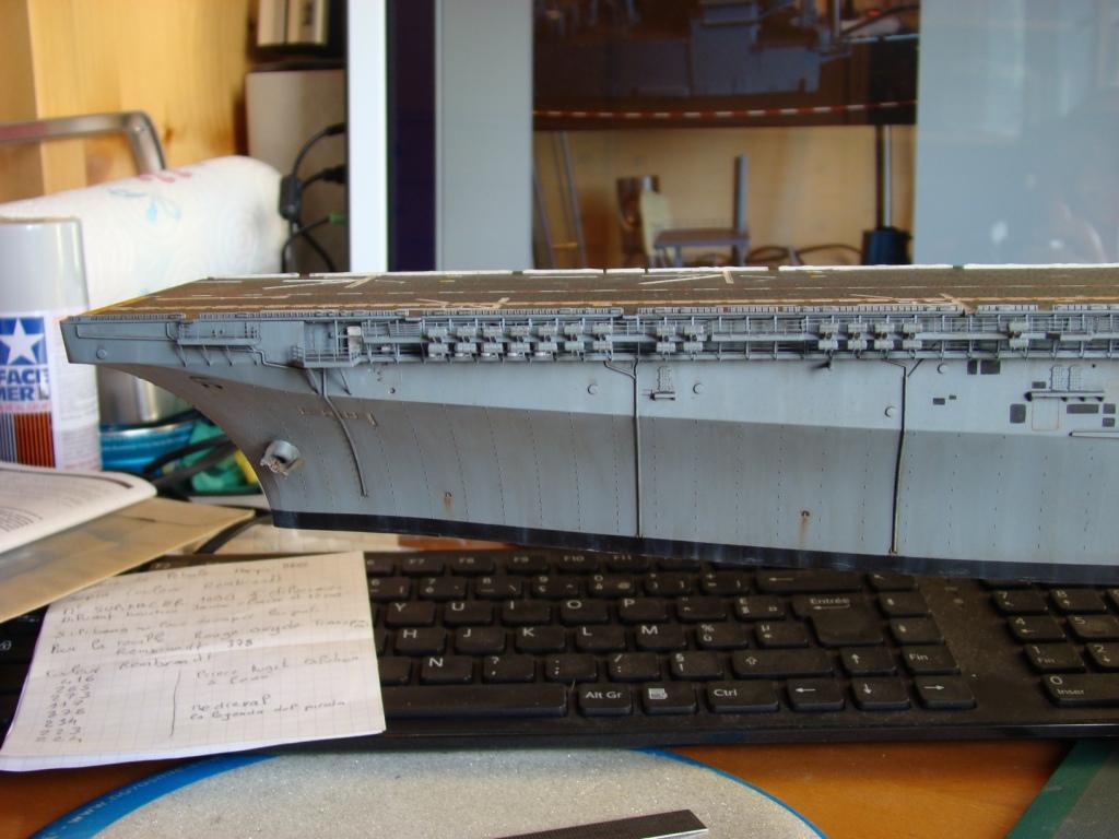 USS WASP LHD-1 au 1/350ème - Page 3 Dsc09091w