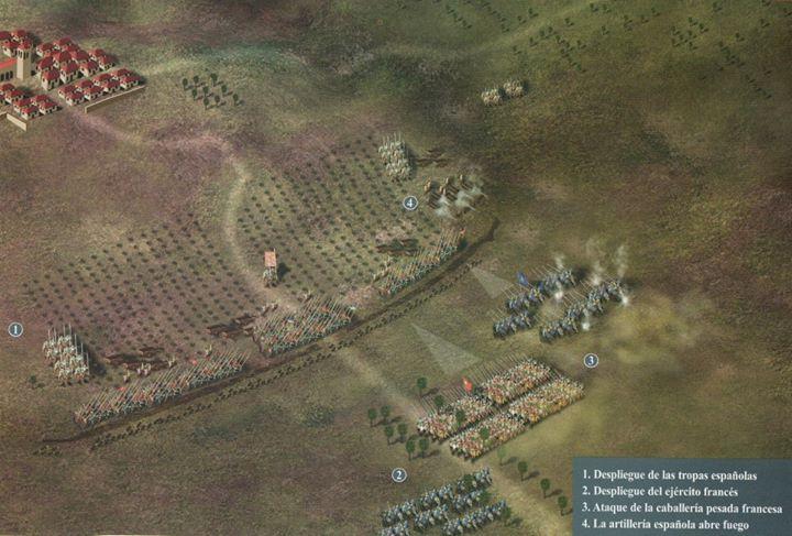 La batalla de Ceriñola (1503) Mld2