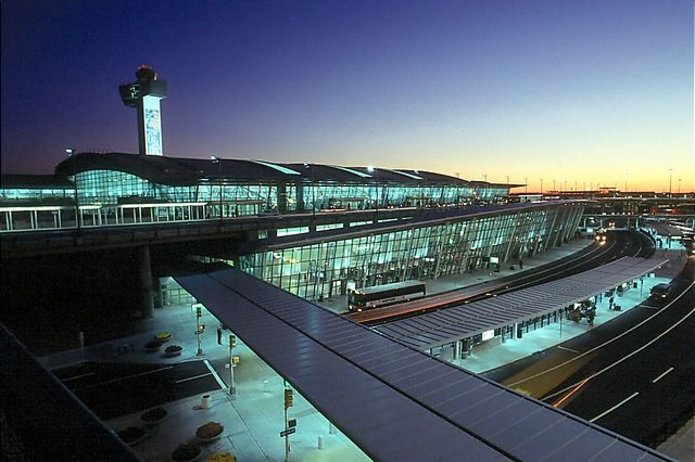 John F. Kennedy International Airport Vzbf