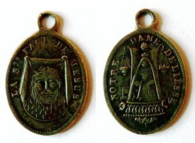 Recopilación medallas con el Rostro de Cristo ( Salvator Mvndi II) Gaob
