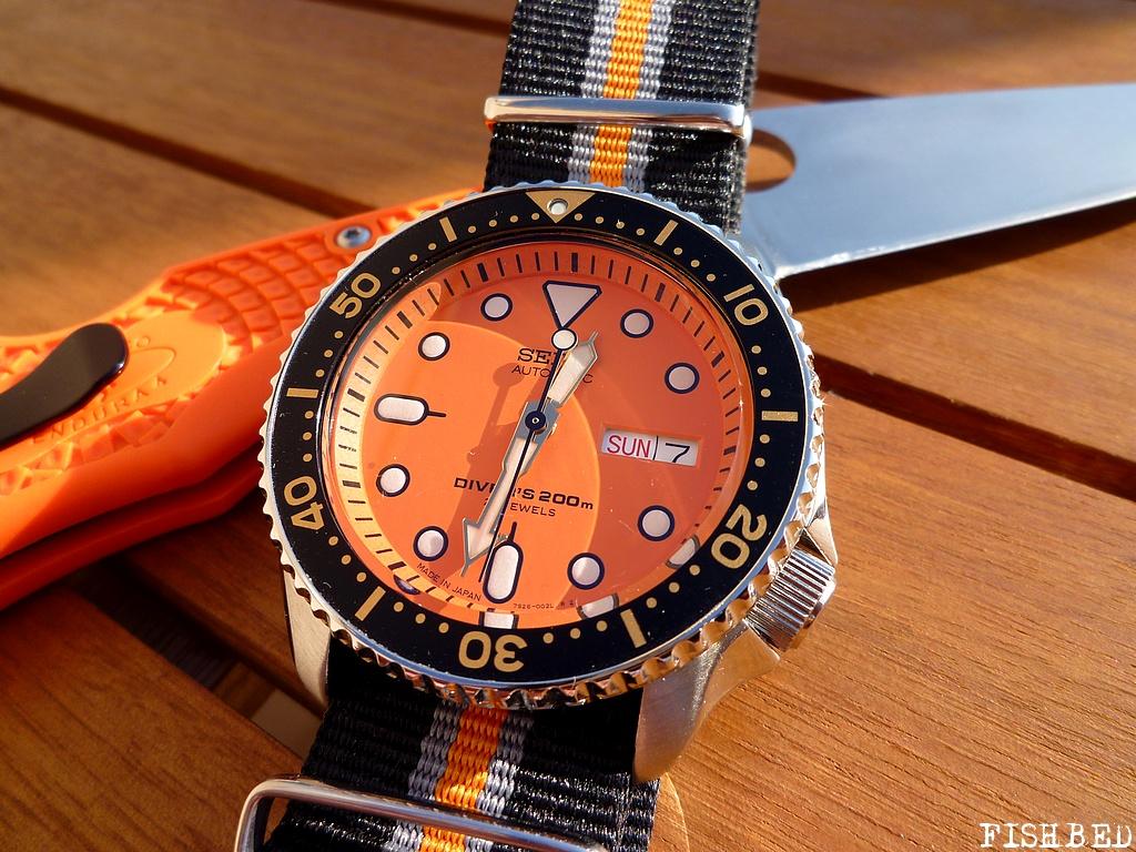 Seiko Diver 200 LA plongeuse! - Page 2 Seikoskx01112