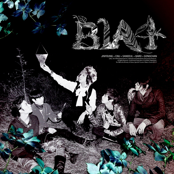 B1A4 – In The Wind[Mini Album][DESCARGA] Coverptu