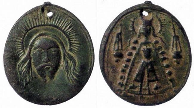 Recopilación medallas con el Rostro de Cristo ( Salvator Mvndi II) 2z2b