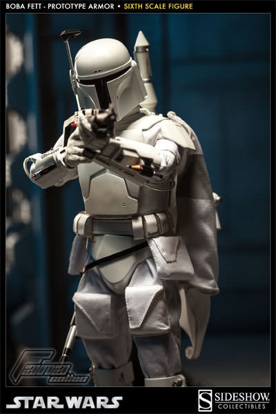 EPV : L'EMPIRE CONTRE-ATTAQUE - BOBA FETT PROTOTYPE ARMOR 58zq