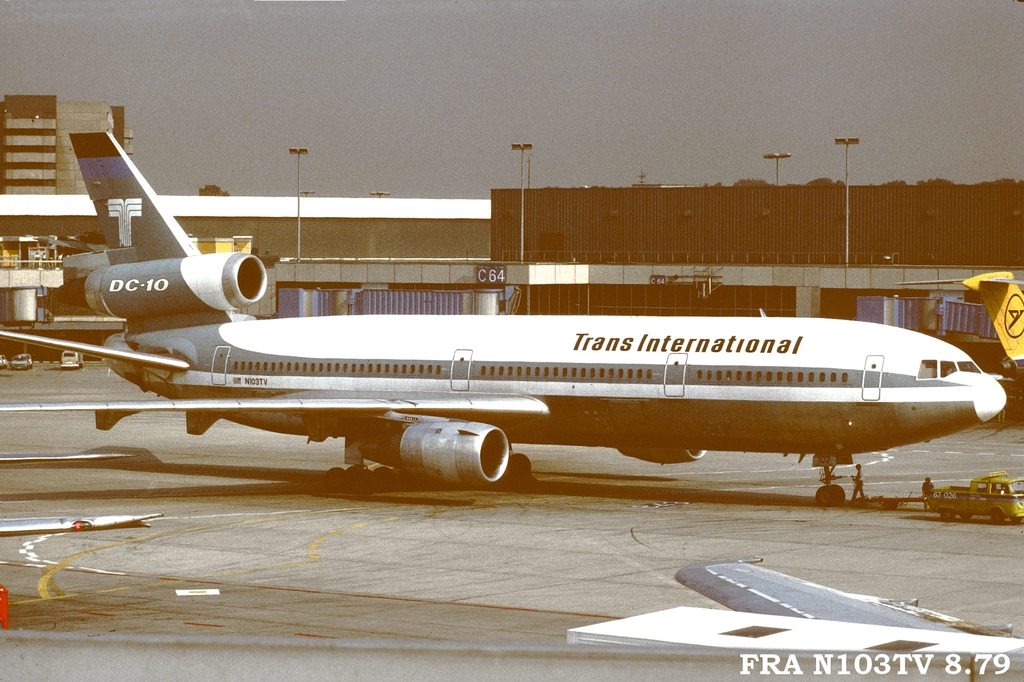DC-10 in FRA Fran103tv