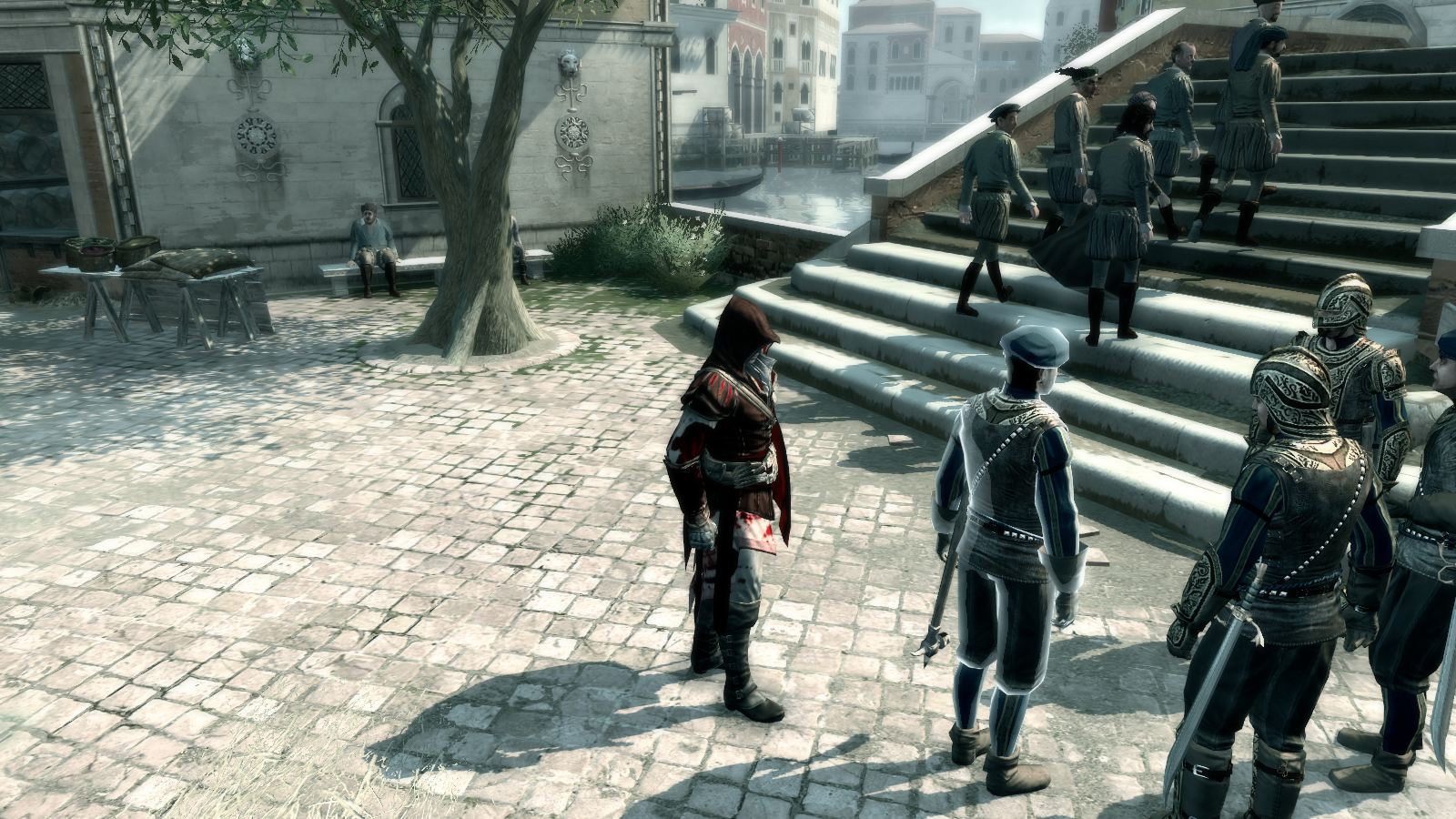 Tusques - Bloody Clothes Assassinscreediigame201k