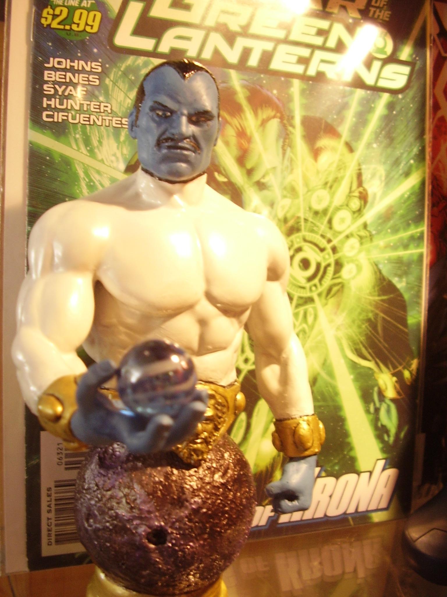 Krona ( buste - DC Comics) New021x