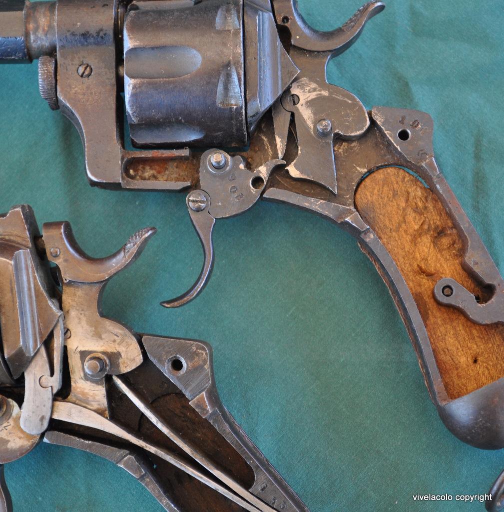 Pistola Rotazione, Sistema Bodeo, Modello 1889 Dsc0388s