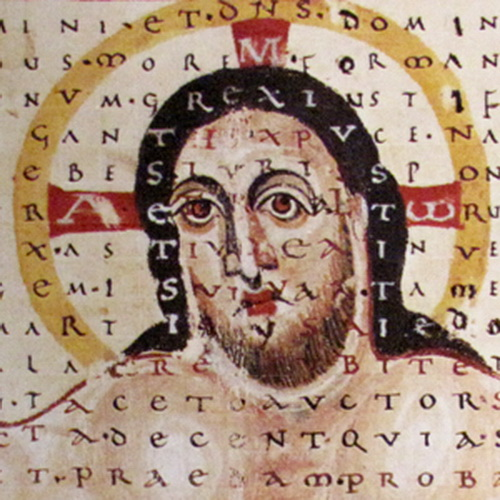 Santo Tomás de Aquino / Cruz de Santo Tomás de Aquino S.XVIII ( R.M.SXVIII-O105 )       Liberdelaudibussq1