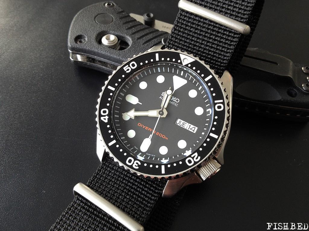 Seiko Diver 200 LA plongeuse! - Page 2 Seikoskx00702