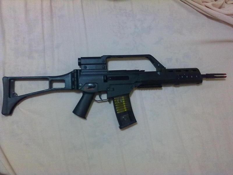 Vendo G36k Classic Army top 26092011372