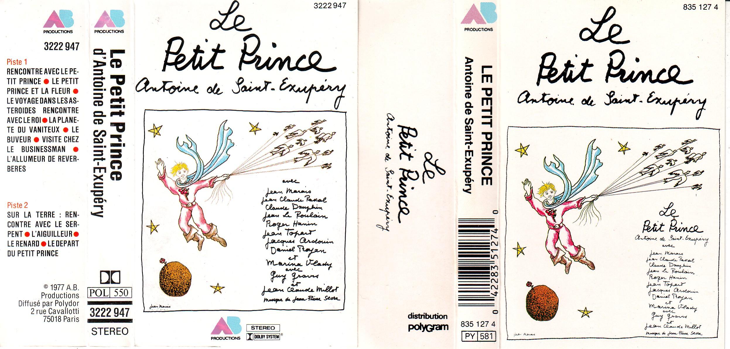 Dorothée et AB Productions Lepeprince1