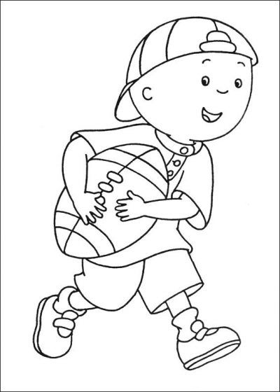 Caillou K4wBwo