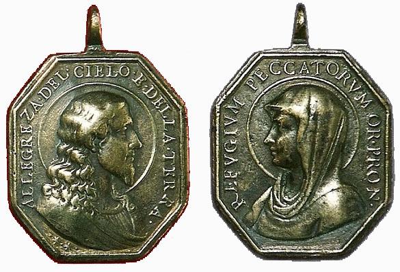 Recopilación medallas con el Rostro de Cristo ( Salvator Mvndi II) 4o80