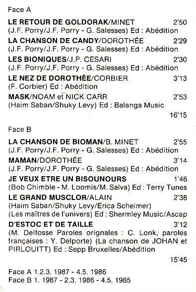Dorothée et AB Productions Image1851