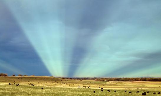 Un mystérieux rayon de lumière apparait au Brésil Crepray5