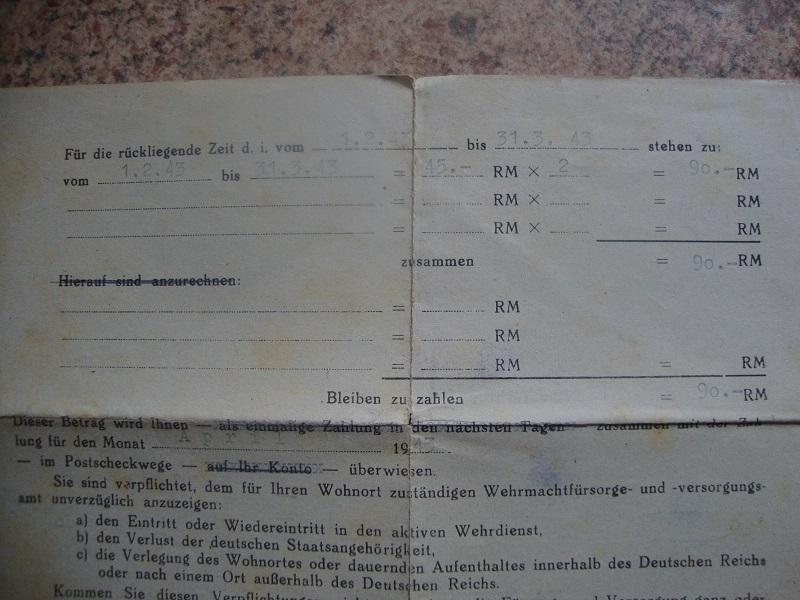 Traduction et identification d 'un Wehrpass et ses papiers 4u04