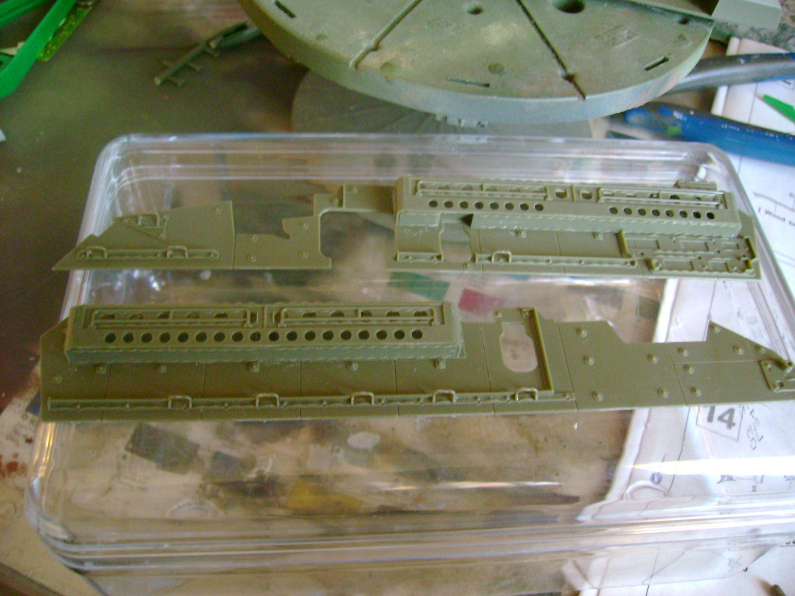 M1130 Stryker Commander's Vehicle, le Stryker de Tuche.....montage terminé.. 54120896