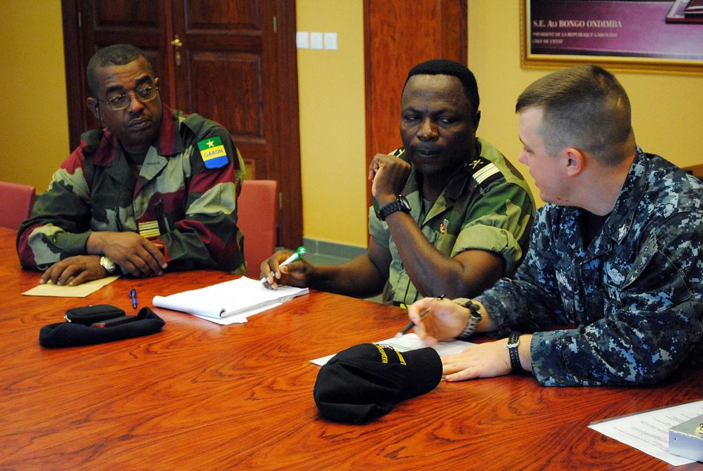 Armée du Gabon - Page 2 6815445882ea283a1e80b