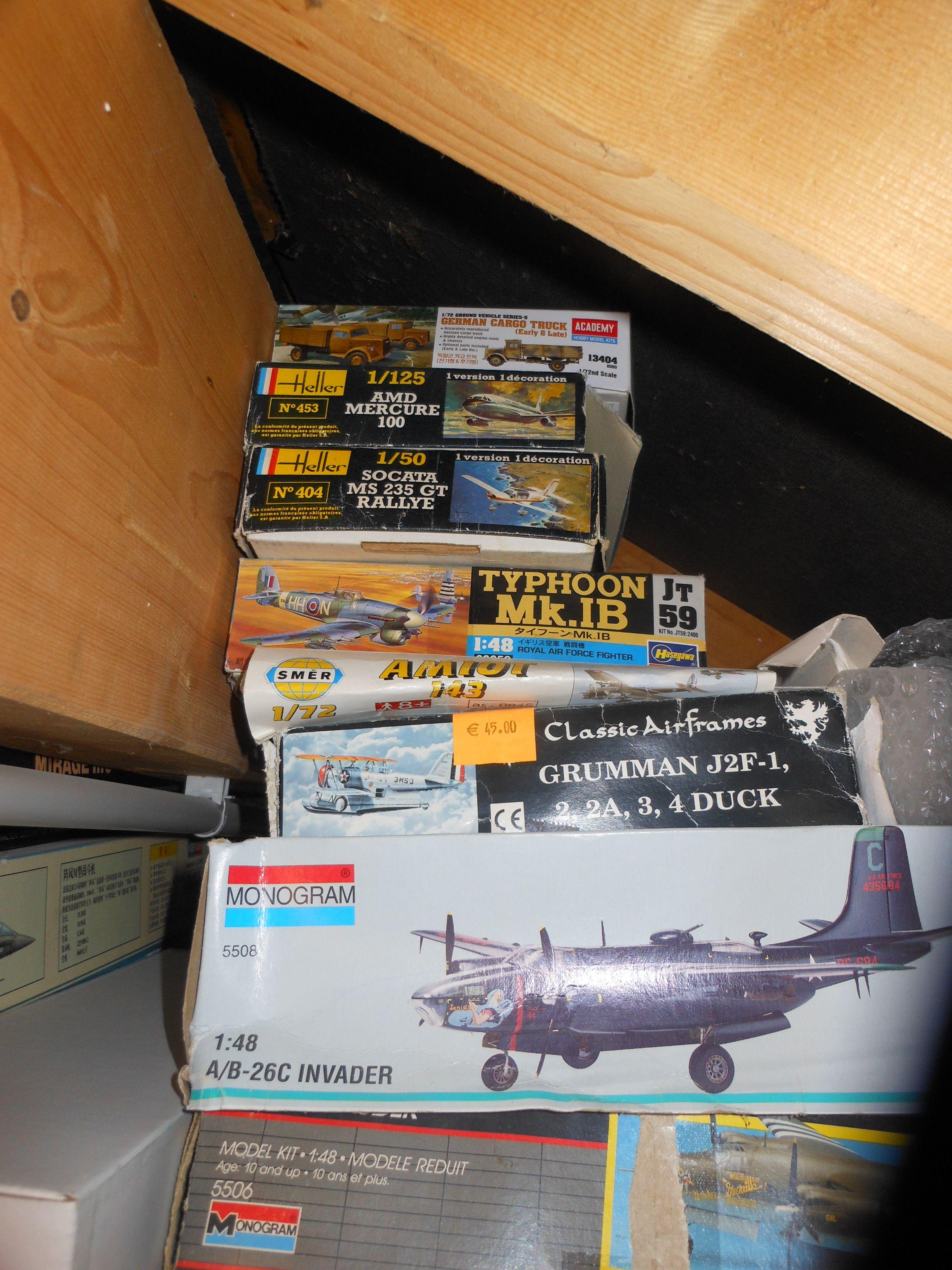 le stock de spitfire38 Uw59