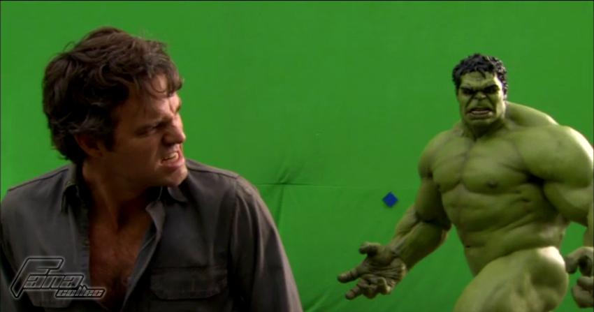 [Sideshow] Hulk Avengers Maquette Hulk10