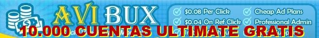 AYUDA para ganar concurso RD - Nueva PTC 10.000 cuentas ultimate G3rr