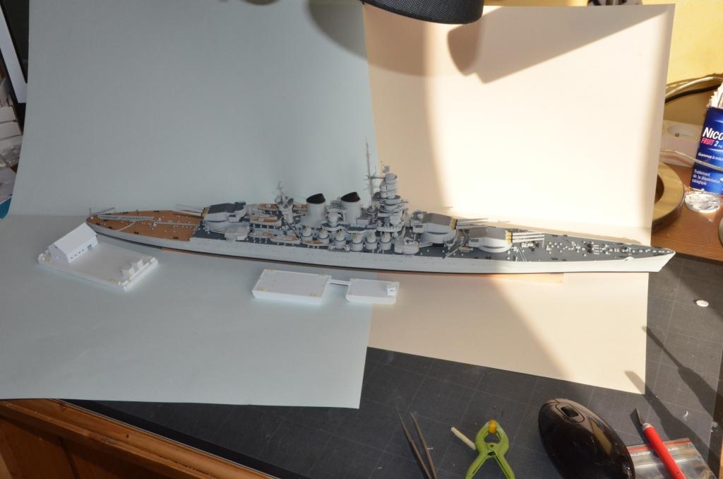 RN ROMA au 1/350 avec Kit Flyhawk. Du9p