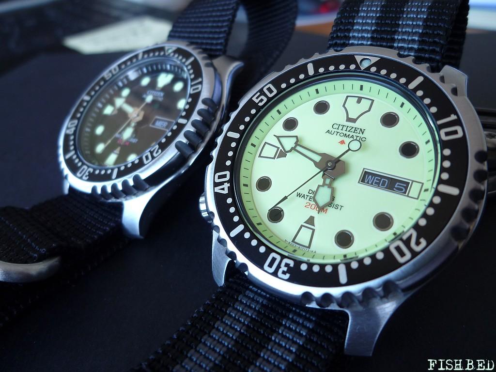 Vos photos de montres non-russes de moins de 1 000 euros - Page 3 Citizenny004008