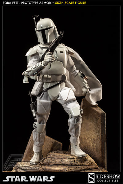 EPV : L'EMPIRE CONTRE-ATTAQUE - BOBA FETT PROTOTYPE ARMOR Lnti