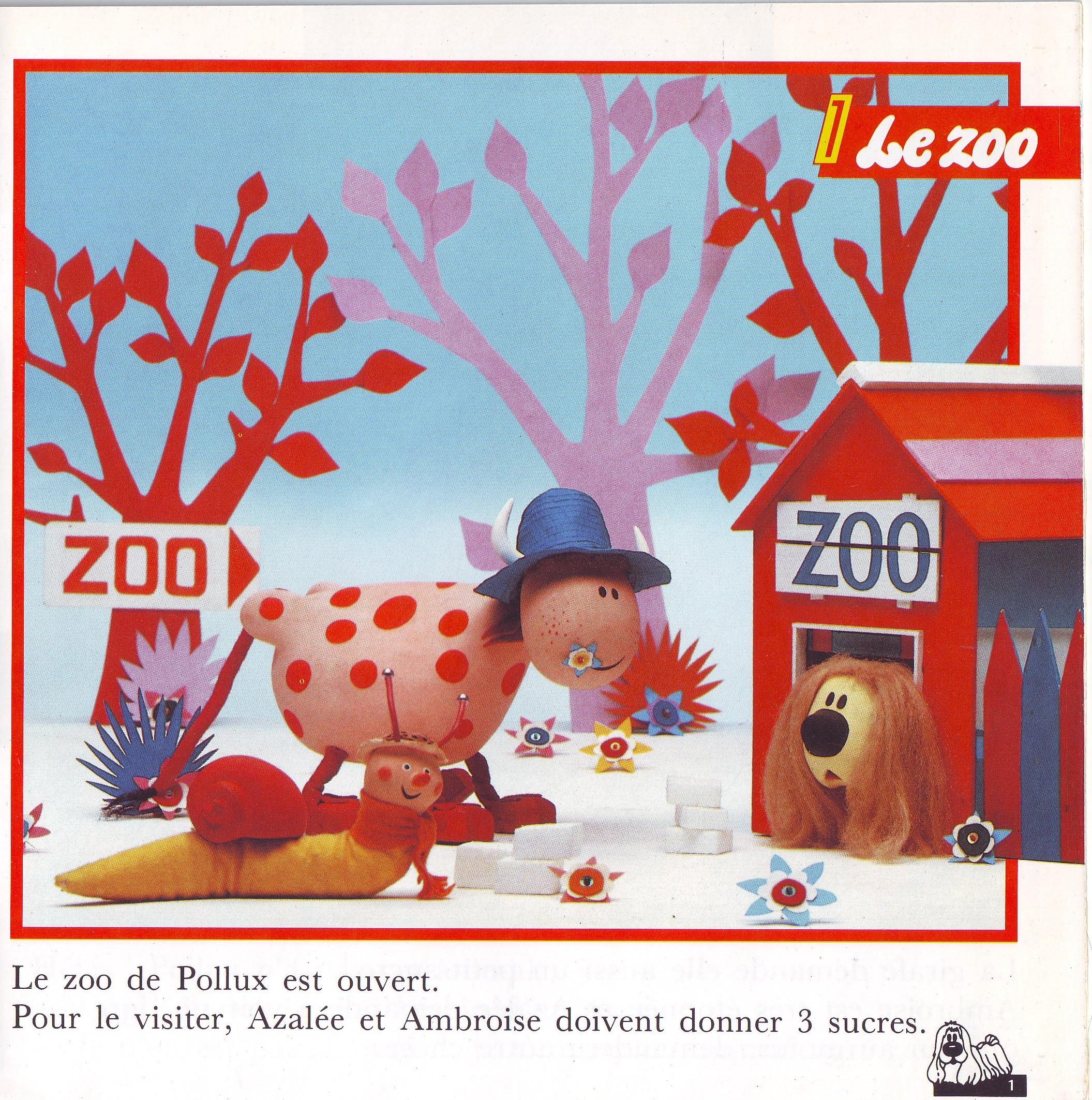 Dorothée et AB Productions Polllux3