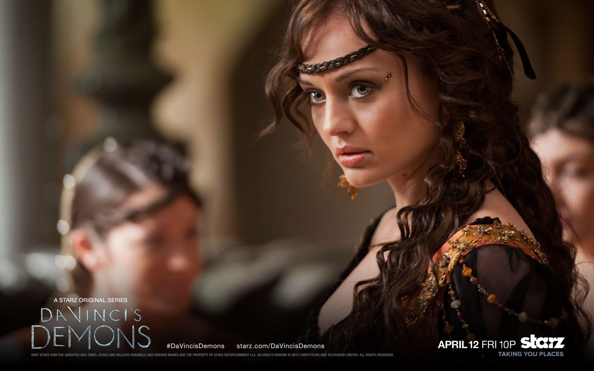 Da Vinci.s Demons S01 BDRip | S02E01-E10 HDTV + DVDRips  Rdzs