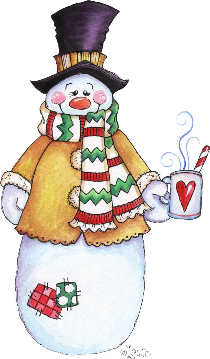 Muñeco de Nieve G83
