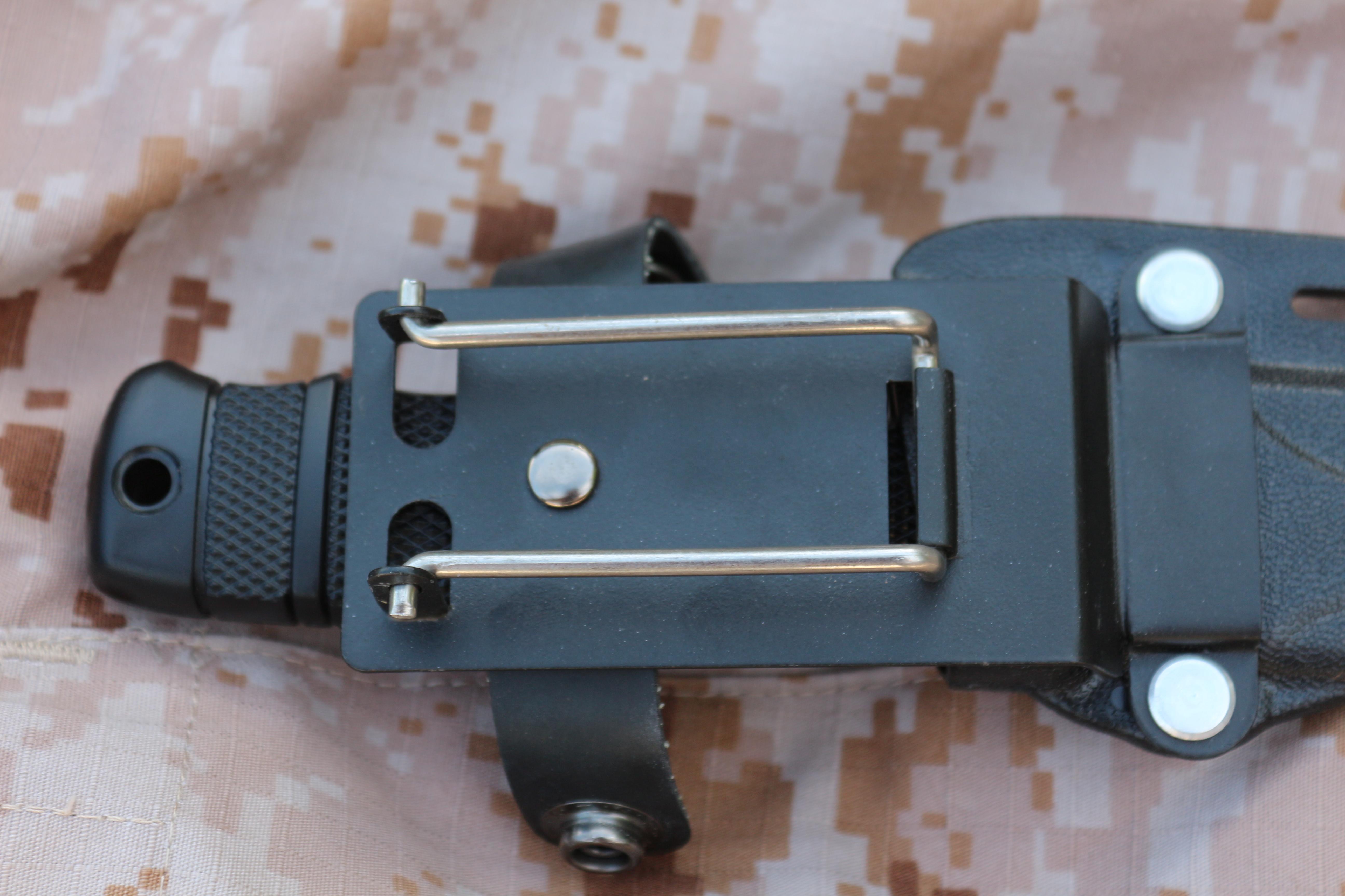 Review cuchillo sog seal (dummy) 2oqt