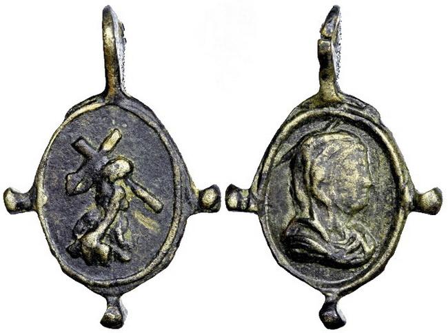 Recopilación medallas con el Rostro de Cristo ( Salvator Mvndi II) H9uq