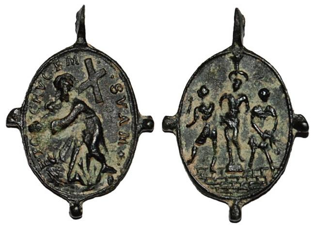 Recopilación medallas con el Rostro de Cristo ( Salvator Mvndi II) 1wb9