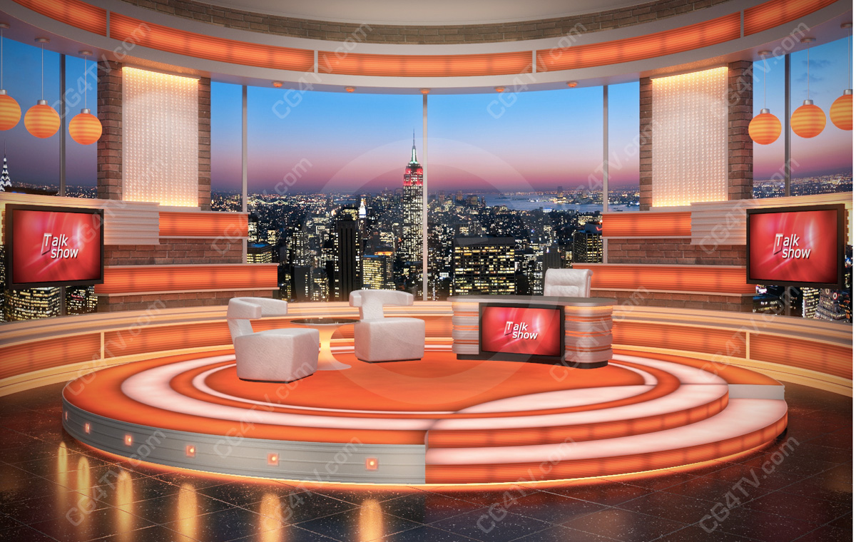 Le Sunrise: page officielle - Page 5 Talkshowset
