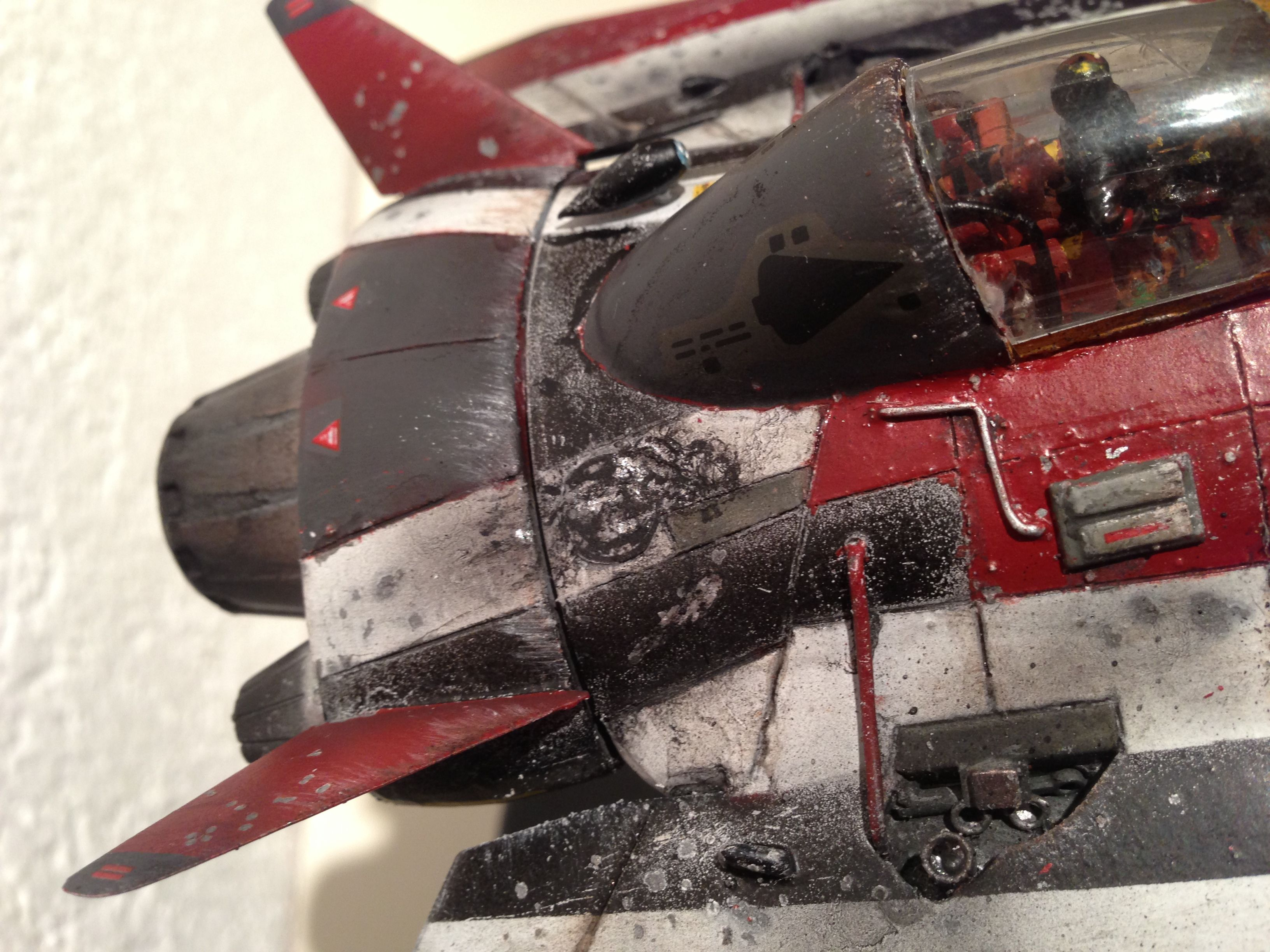 1/72 STar Wars Howlfighter Img2353w