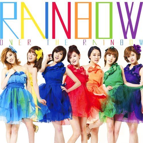 NEWS | Rainbow revela más sobre su primer álbum en japonés. Zreqp
