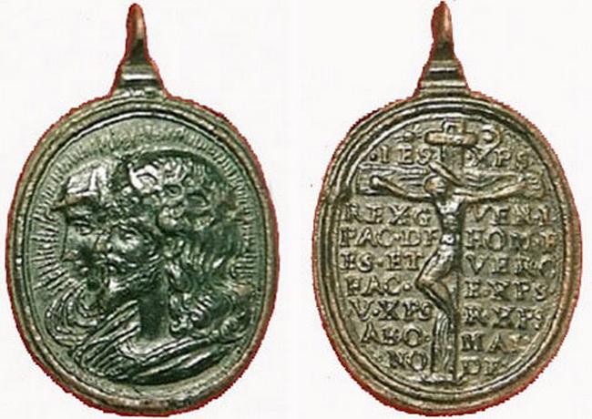 Recopilación medallas con el Rostro de Cristo ( Salvator Mvndi II) Sdjl