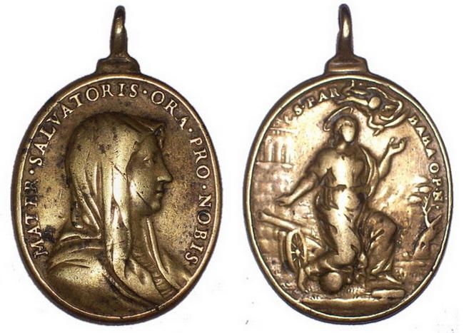 Recopilación medallas con el Rostro de Cristo ( Salvator Mvndi II) S4ru