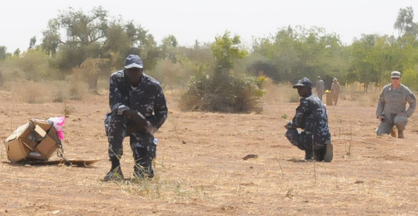 Armée Malienne / Armed and Security Forces of Mali 68092666188dbe072ed8b