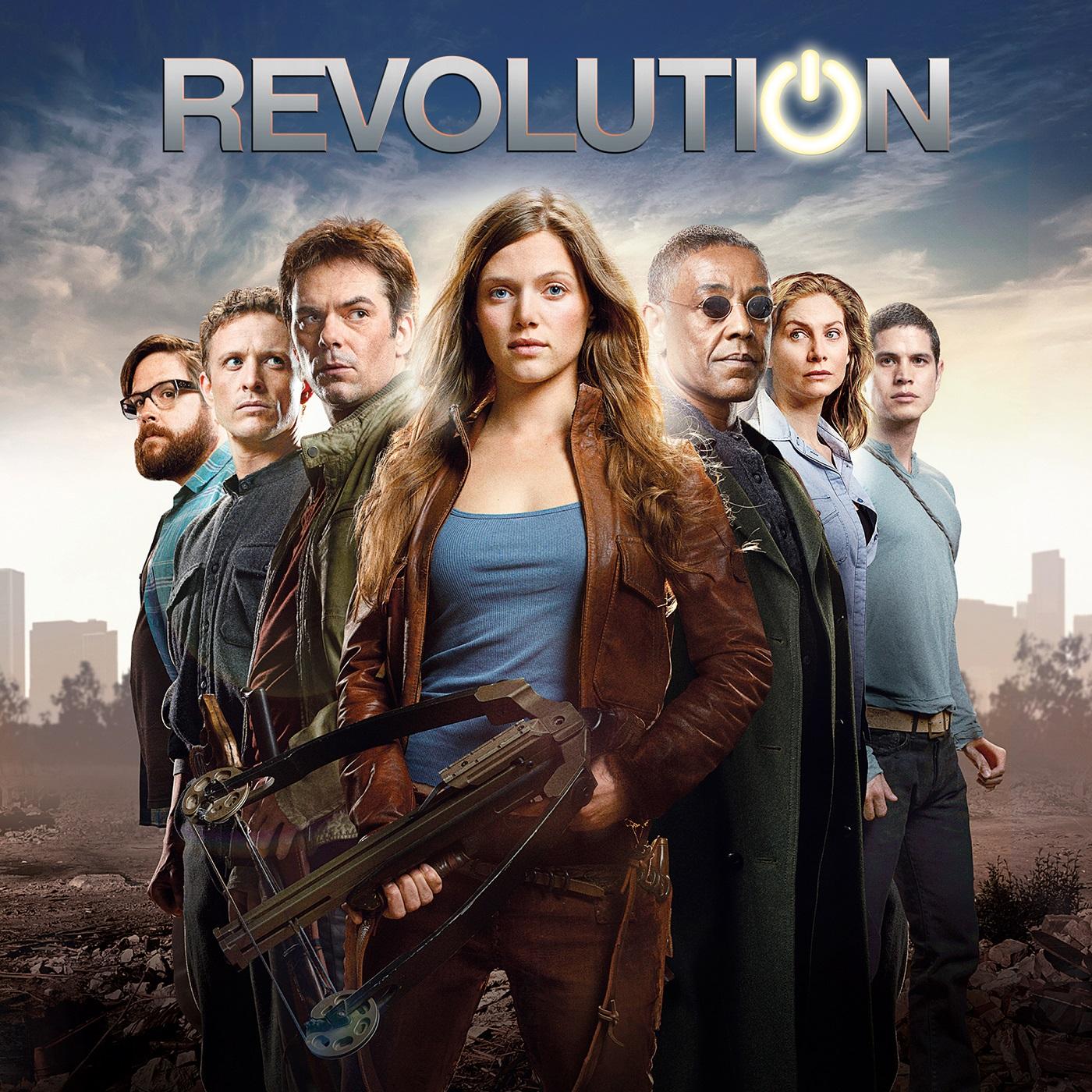 Revolution Seasons 01-02 BDRip | S02 HDTV Jxhr