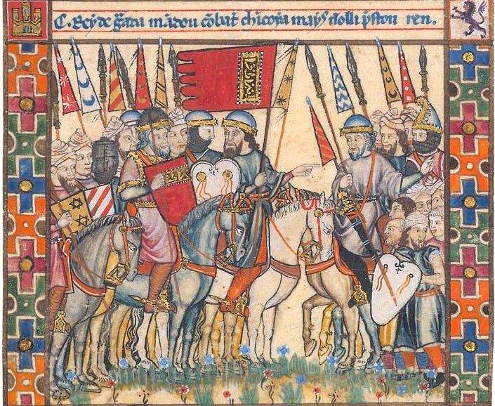 La reconquista de Sevilla, 23 de noviembre de 1248 Zb7l