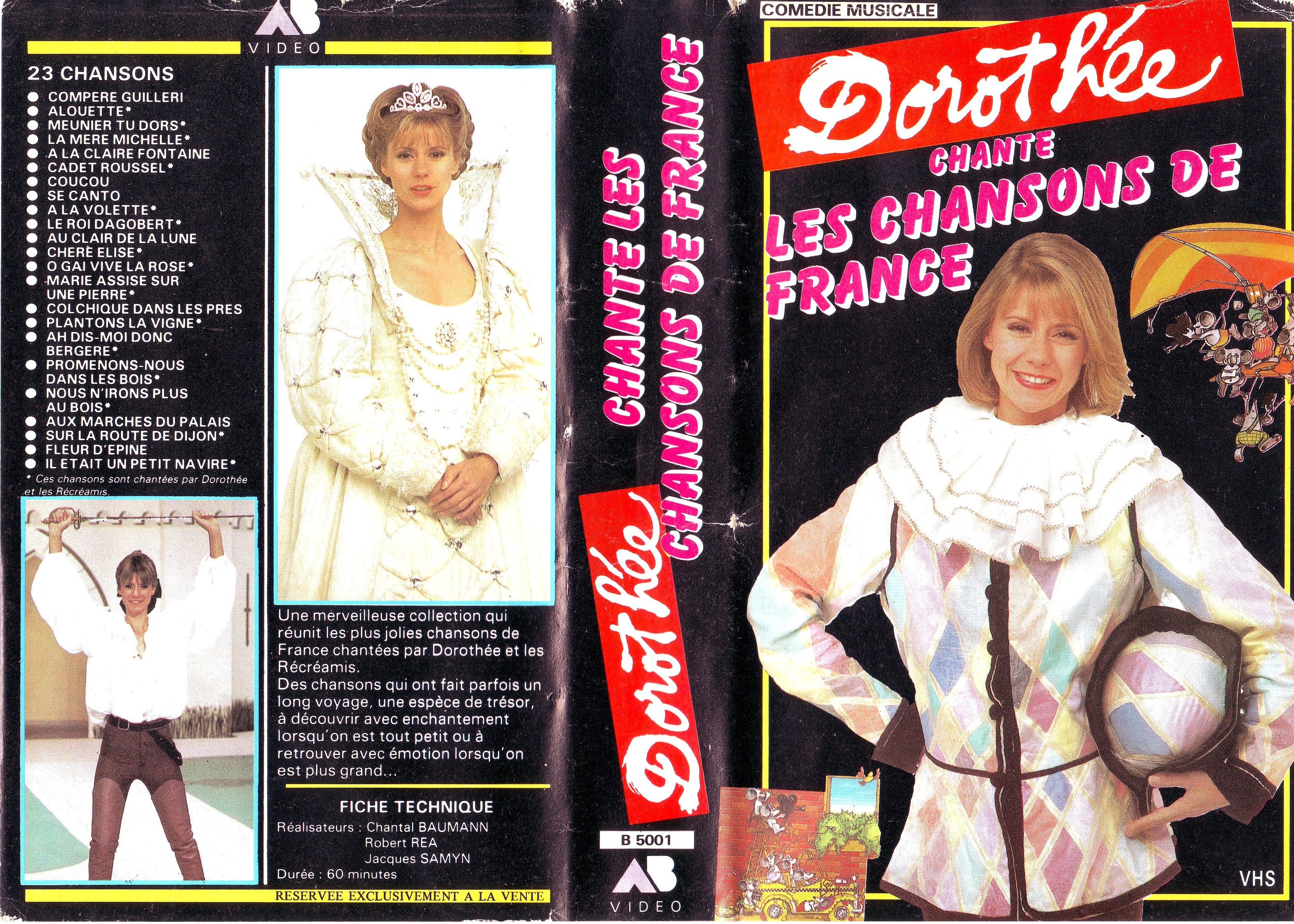 Dorothée et AB Productions Paysdeschansons