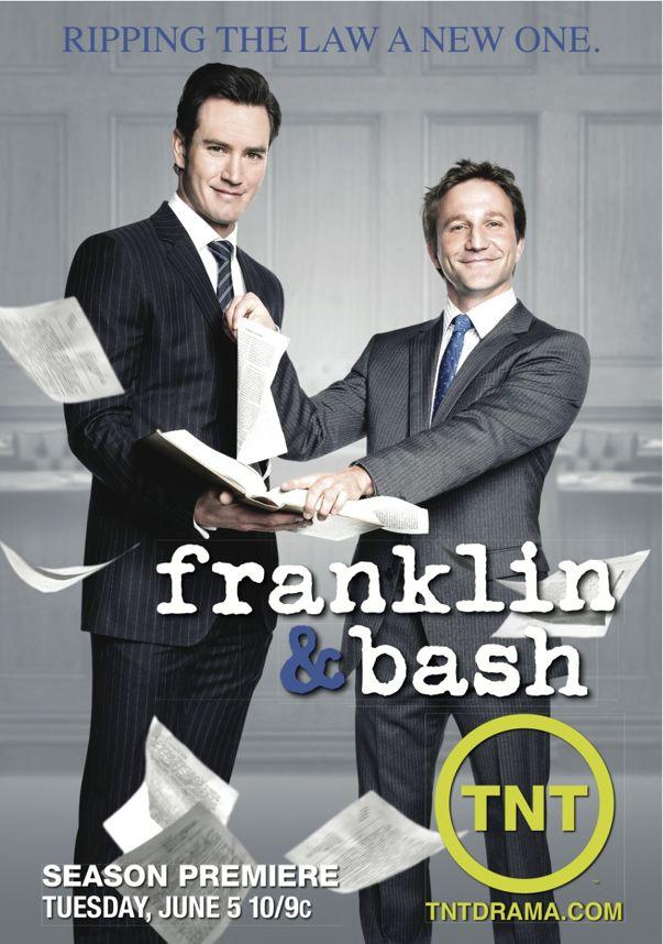 Franklin And Bash S01-S04 DvDrip   S04E01-E10 HDTV Franklin2020bashposter