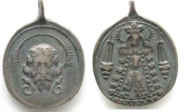 Recopilación medallas con el Rostro de Cristo ( Salvator Mvndi II) 2boo