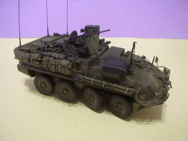 (Thunderbird)Stryker 1131 fire support Terminé !!!!! - Page 3 66644213
